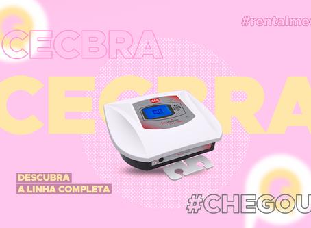 Cecbra chegou na Rentalmed: qualidade, tradição e custo-benefício