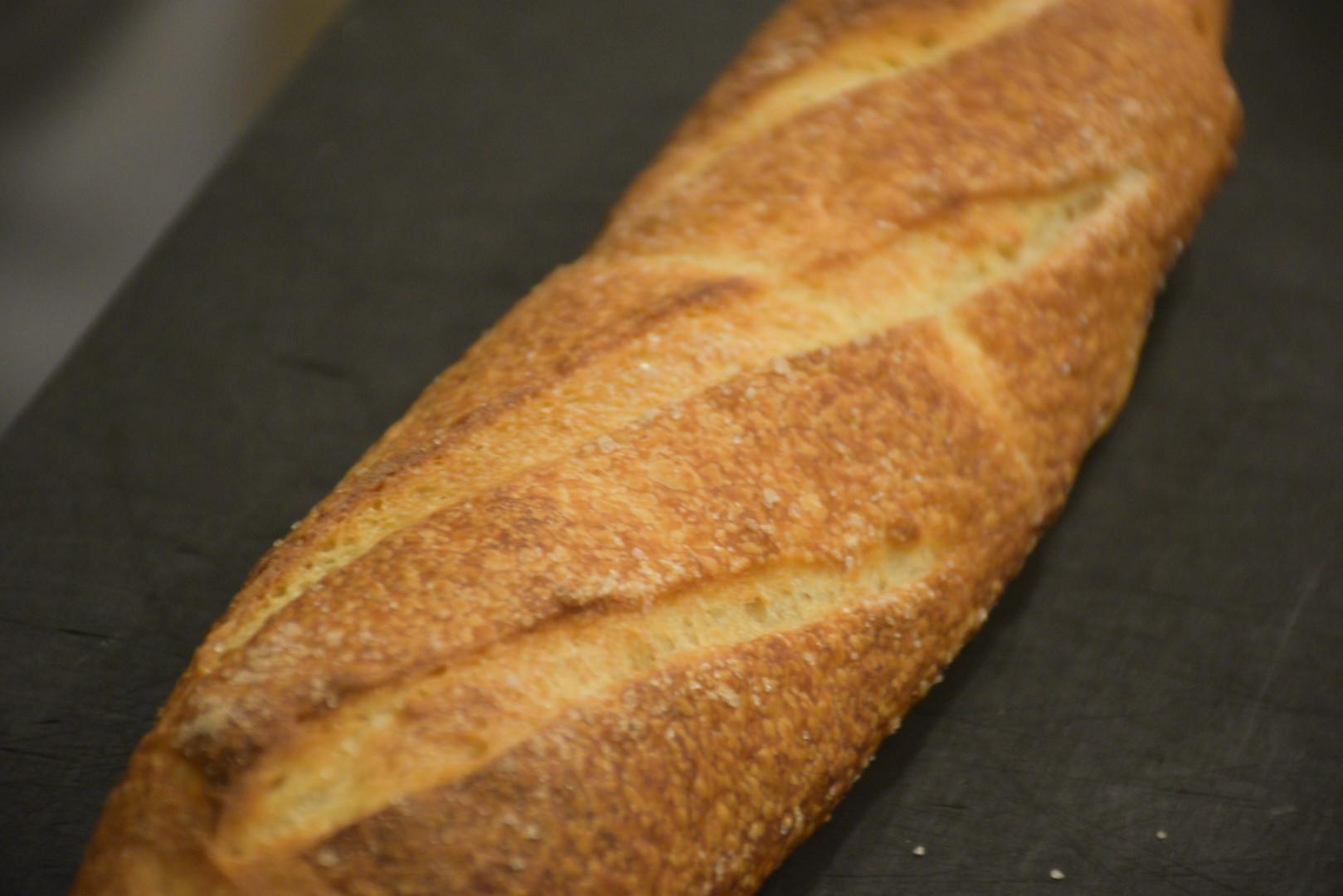 こんがりフワフワ 自家製フランスパン