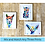 Thumbnail: Mix and Match Any Three From The Pop Art Print Collection