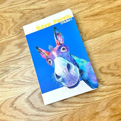 Save Ferris (Muler) Softcover Notebook