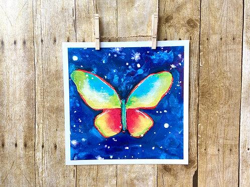 Starlight Butterfly