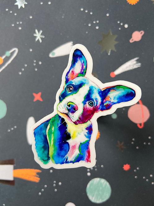 Rescue Pup Sticker