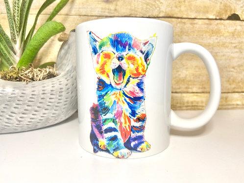 Cat Mug (15 oz)
