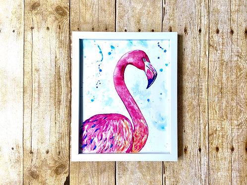 Peg the Flamingo