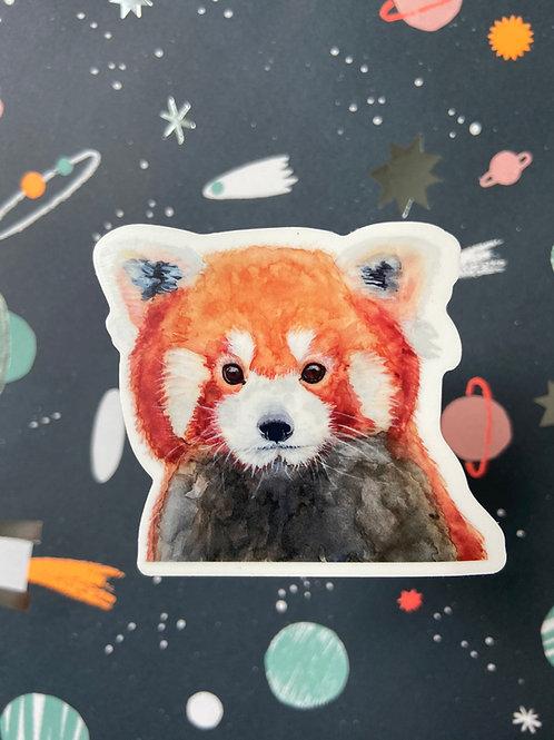 Red Panda Sticker