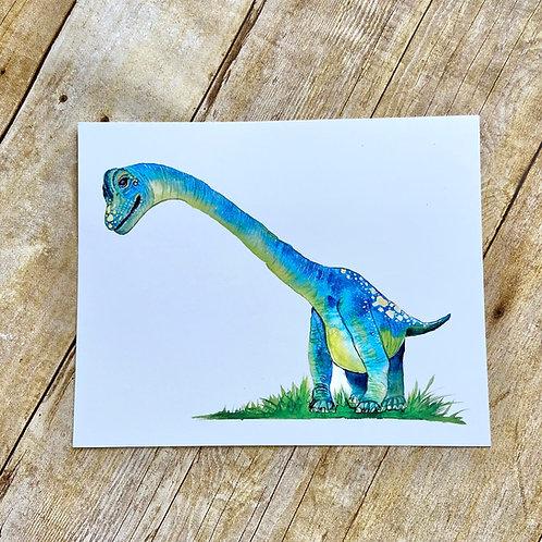 Barb Brachiosaurus
