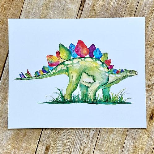 Stella Stegosaurus