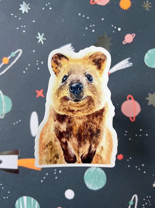 Quokka Sticker