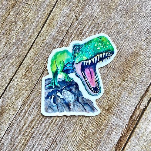 Arlene the T Rex Sticker
