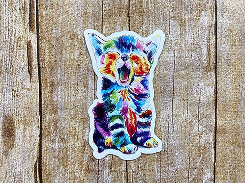 Cosmo Cat Magnet