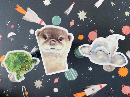 Animal Favorites Sticker Collection