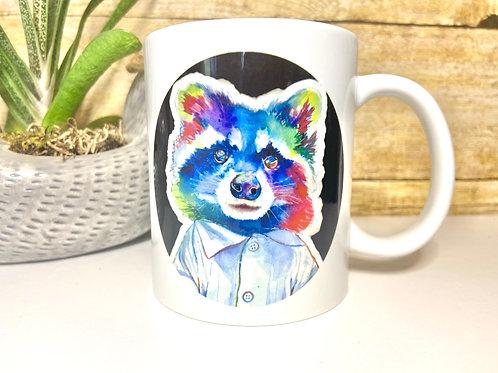 Raccoon Mug (15 oz)