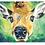 Thumbnail: Clara Deer Watercolor Print