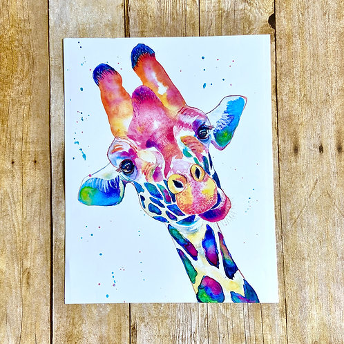 Ziggie Giraffe