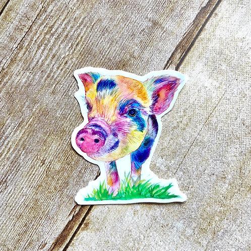 Orville Piggenbacher Sticker