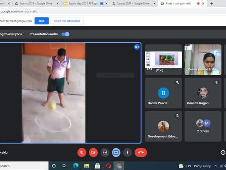 Virtual Sports Meet August 2021