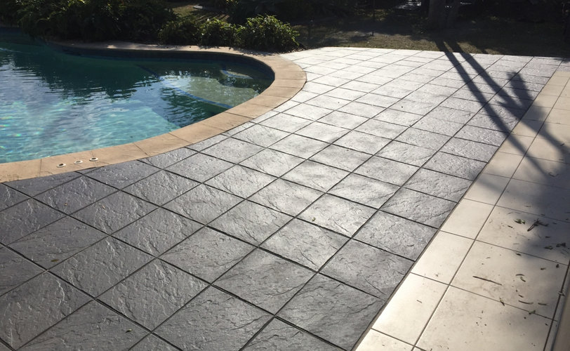 Outdoor Paving Project