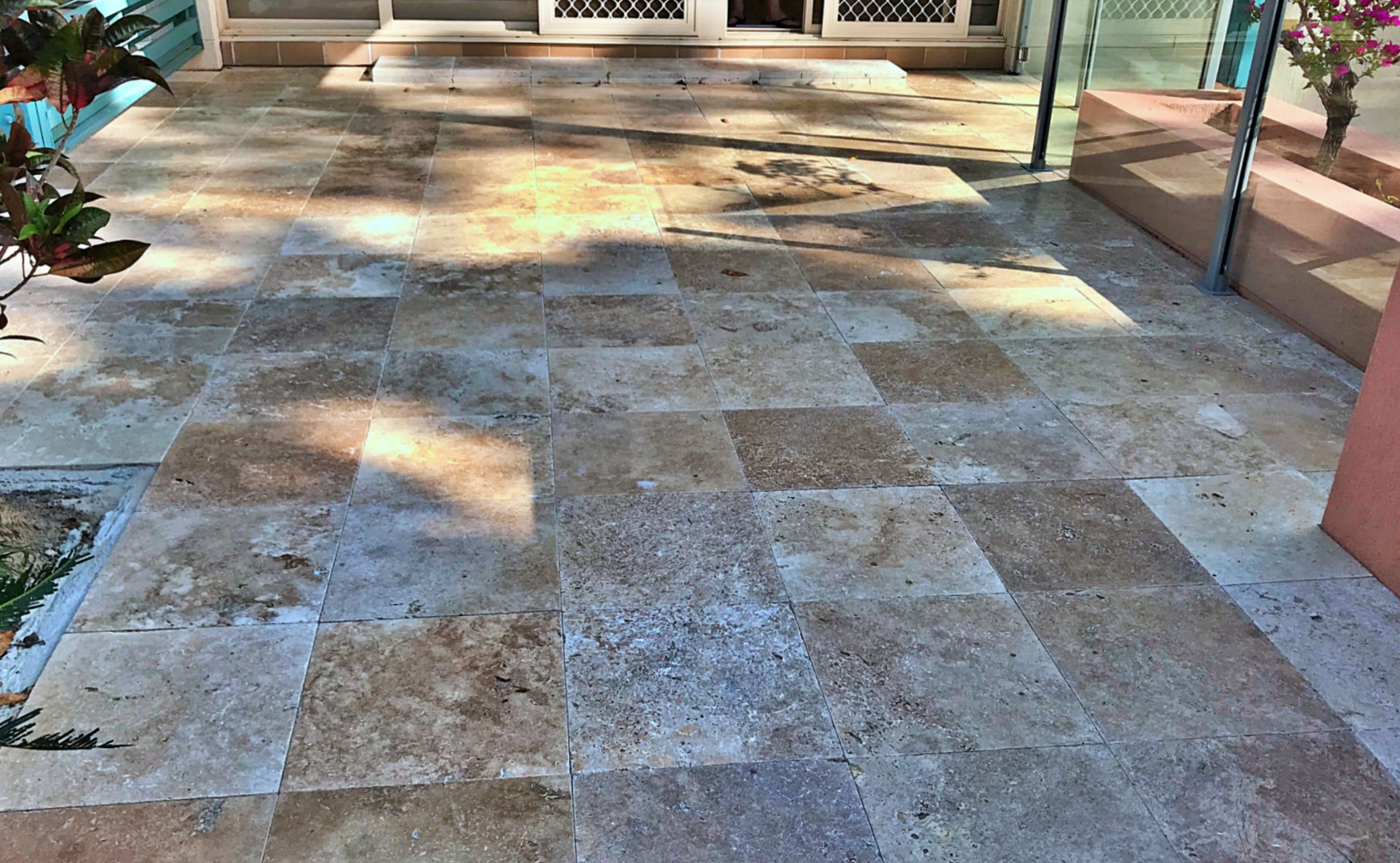 Patio Paving Project