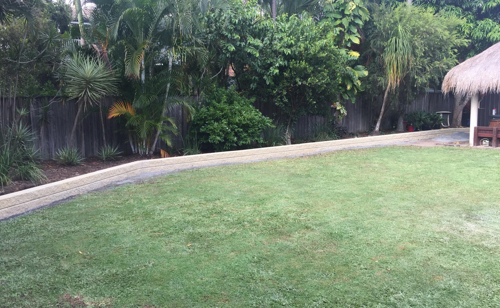Garden Wall Project