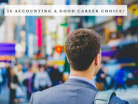 Is Accounting a Good Career Choice?