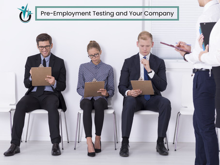 Pre-Employment Testing and Your Company