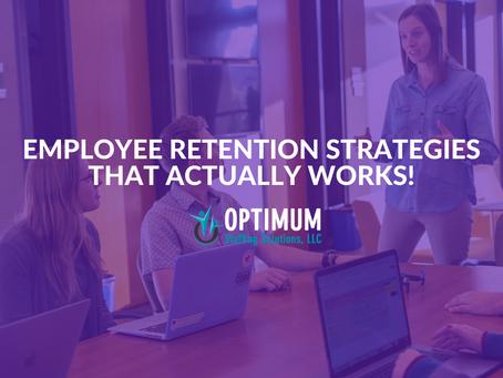 Employee Retention Strategies That Actually Work