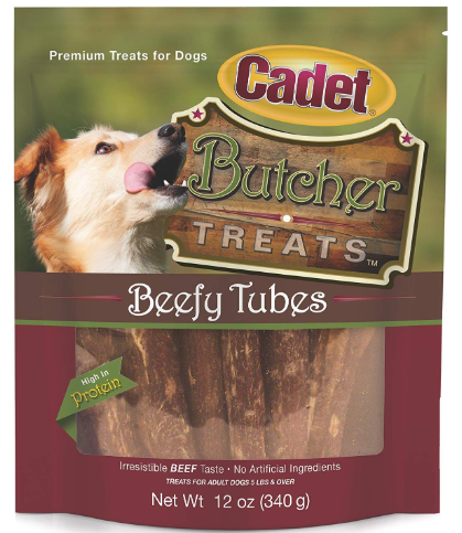 Cadet butcher treats