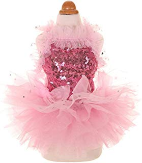 princess dog dress