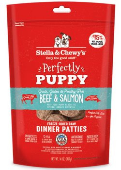beef and salmon freeze dried