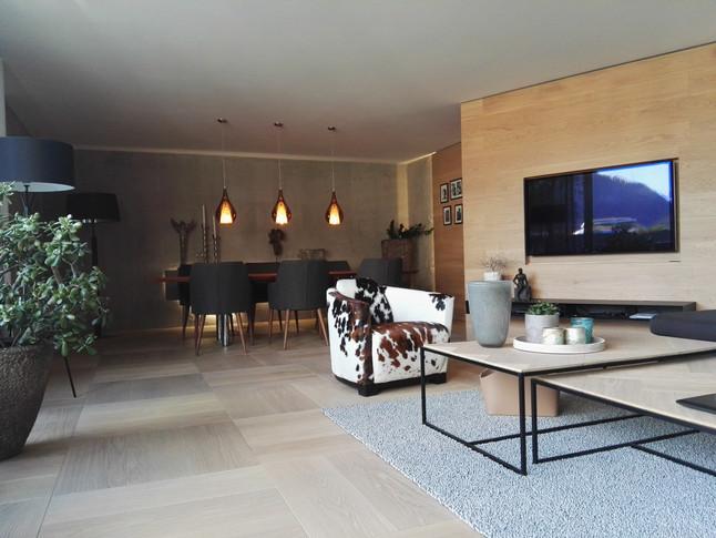 RENOVATION: Atriumswohnung modernisiert