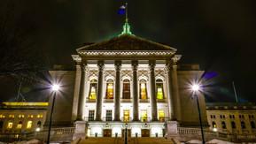 Februari - Madison Wisconsin