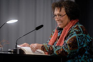 Schriftstellerin Katharina Oguntoye