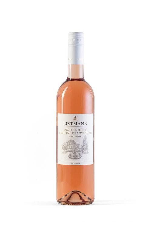 2019 Pinot Noir & Cabernet Sauvignon Rosé