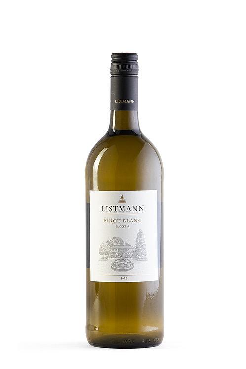 2020 Pinot Blanc trocken (Liter)