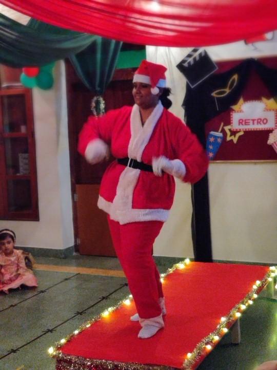 Everyone loves Santa Claus
