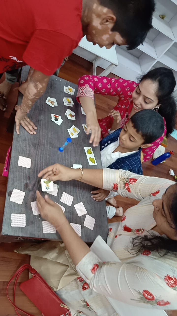 Games sessions