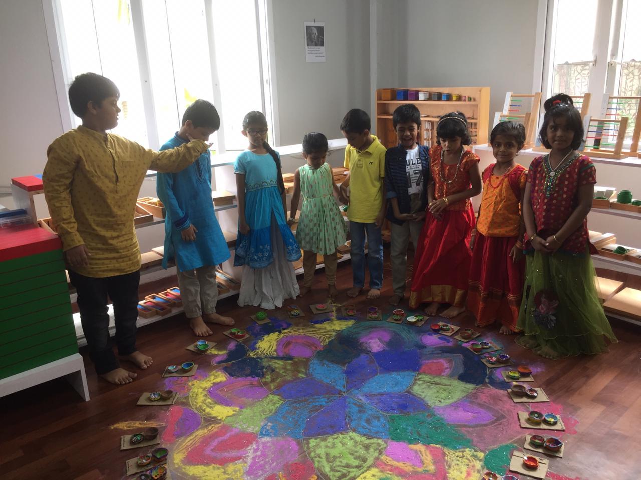 Diwali Celebrations at LE