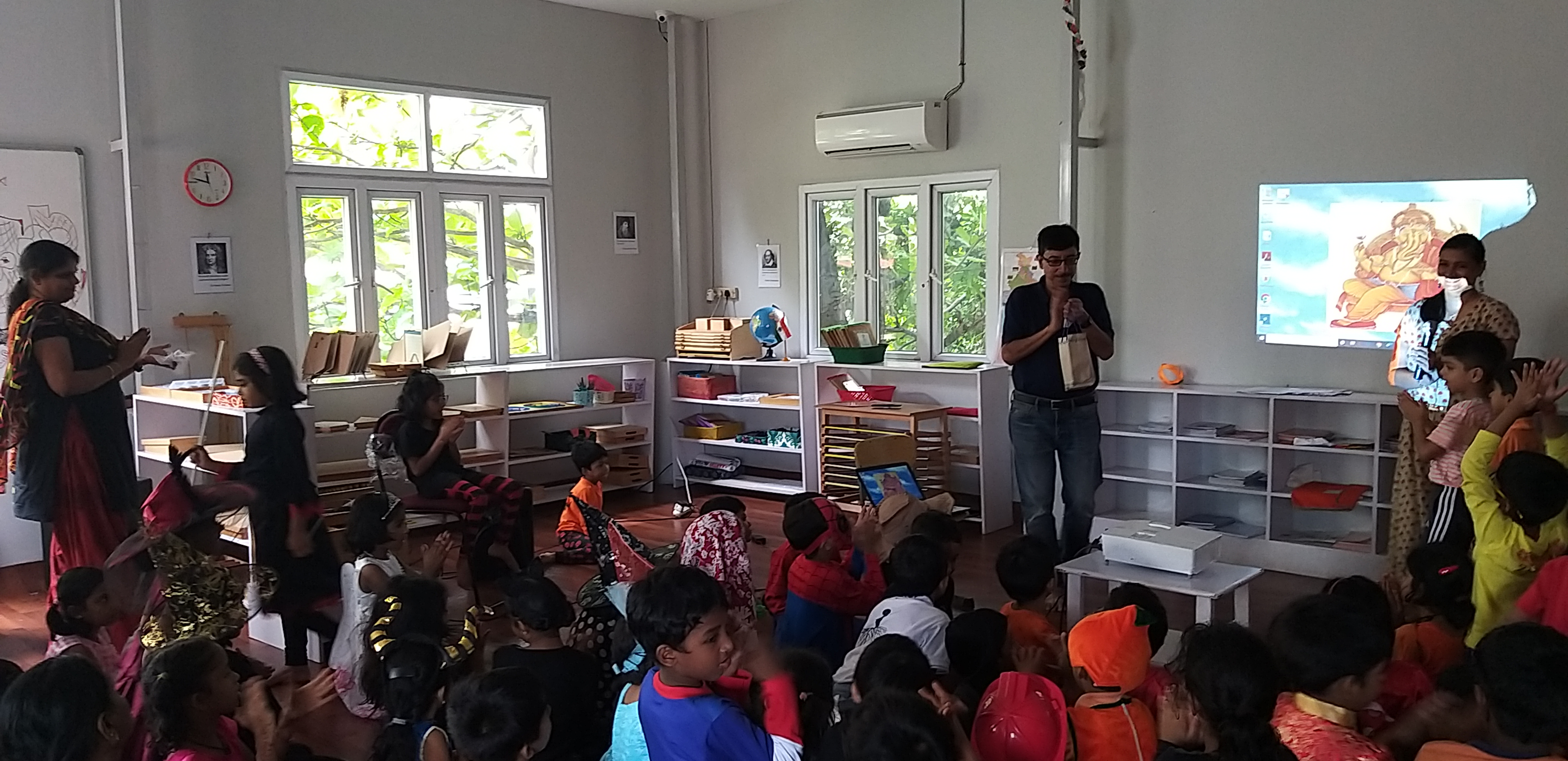 Understanding insects with Mr Venkat