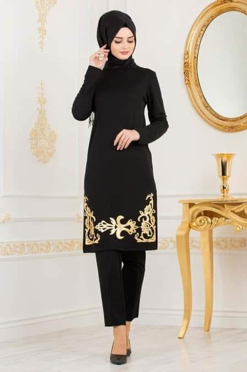 חולצה ארוכה נשים טורקי nayla