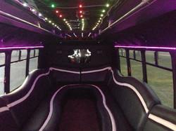 Executive Limo Bus