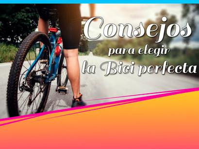Consejos para Elegir la Bici perfecta para tus desplazamientos