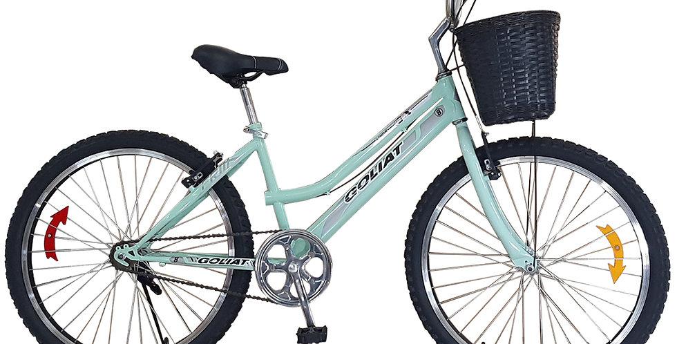 Bicicleta Box Bike - Modelo Goliat de Paseo