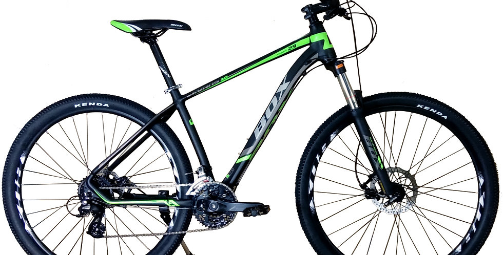 Bicicleta Box Bike Aro 29 Modelo Evans 2021 - Colores