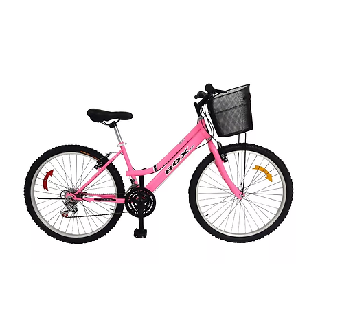 Bicicleta Mtb Aro 26 Para Dama
