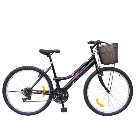 Bicicleta Box Bike MTB para Dama con Shimano Aro 26