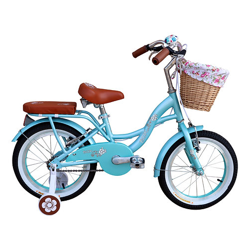 Bicicleta Box Bike  Vintage Aro 16 - Verde