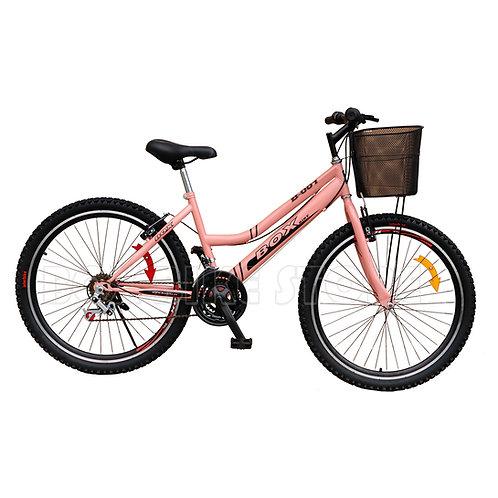 Bicicleta De Dama Montañera Venus Aro 26 - Rosado