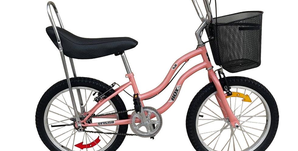 Bicicleta Hi Riser Aro 20 para Dama - Rosado