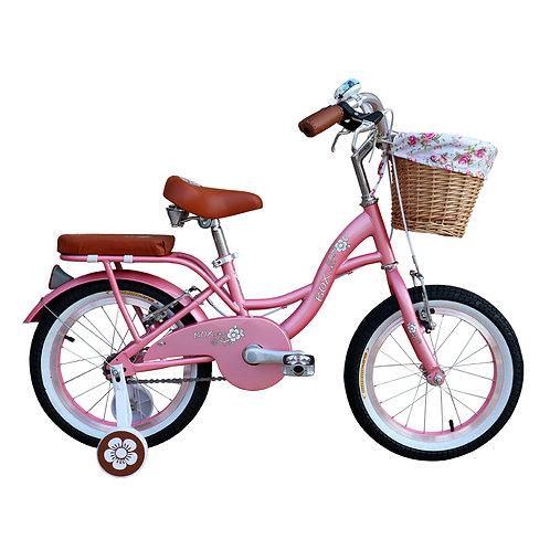 Bicicleta Box Bike  Vintage Aro 16 - Rosado