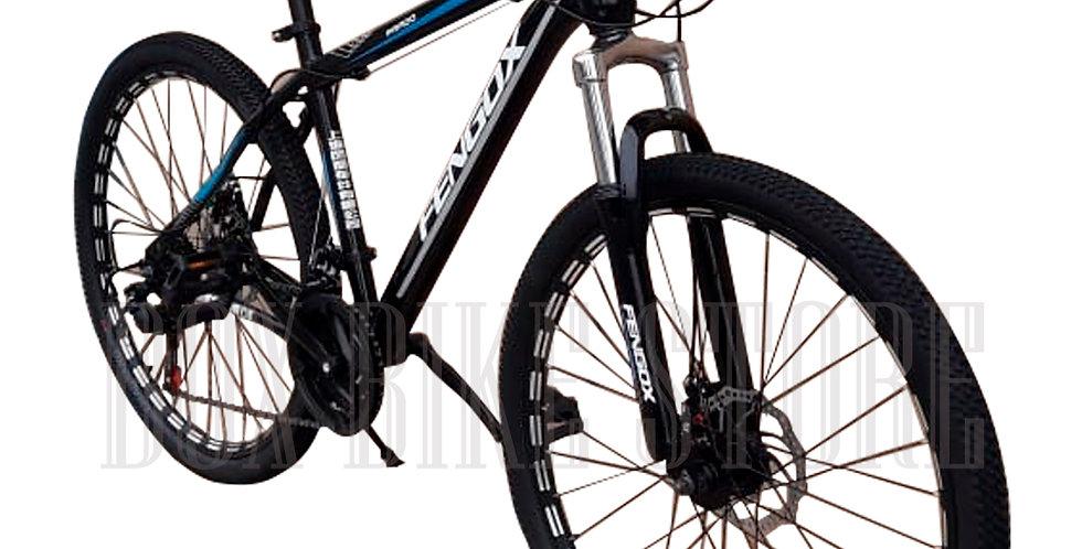 Bicicleta MTB Aro 26 Modelo Fengox -Azul